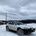 Lifted Subaru