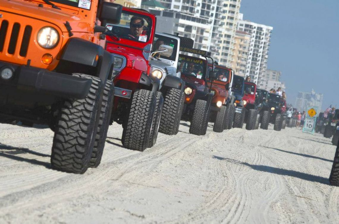 Jeep Beach Week