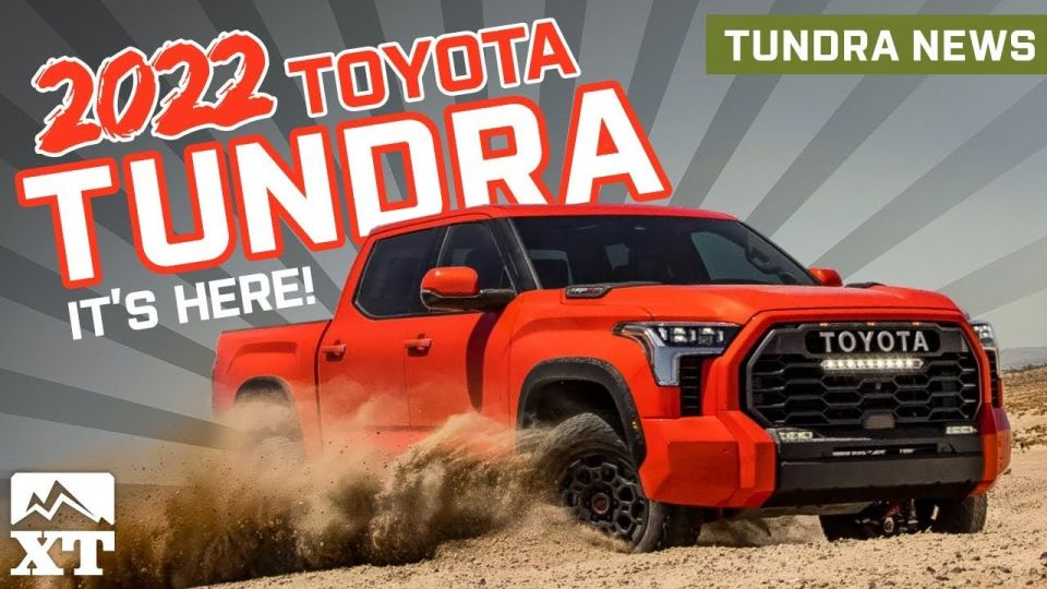 For Toyota owners the info on the new Toyota Tundra is out! Can check out a breakdown of it in the video below.<br />** This new gen is a the first full redesign Toyota offered for the Tundra in 15 years!<br /><br />Watch Here: https://youtu.be/kJ4AuhuHQso