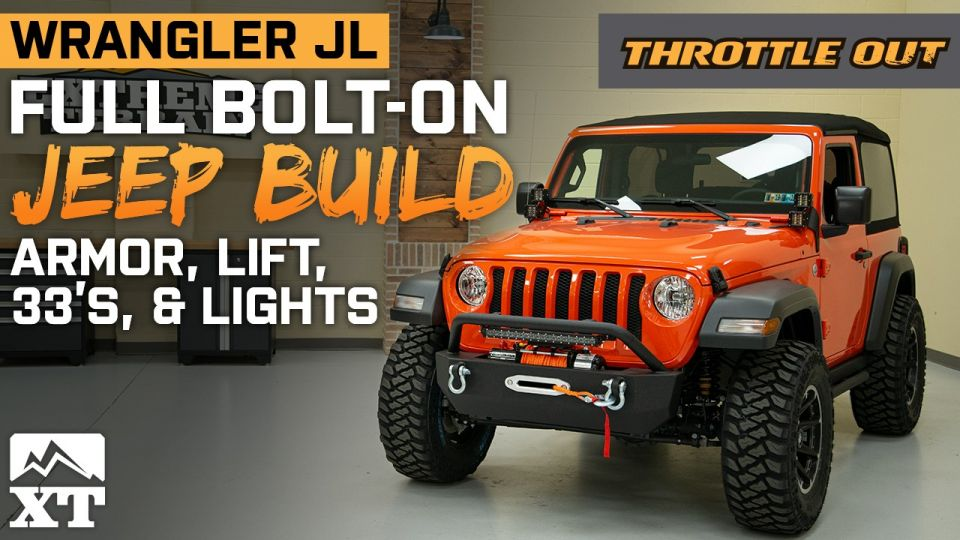 https://www.extremeterrain.com/throttleout-september2019-2.html$29.5K for base JL 2 door + $5,150 in parts = Affordable Capable JLWould you rather go base model and mod or pay $39,5K for a no options Rubicon?