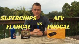 Superchips FlashCal / AEV ProCal Comparison