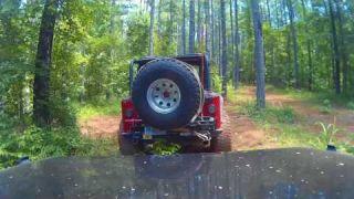 Durhamtown Trail Ride - Jeep - July 2017